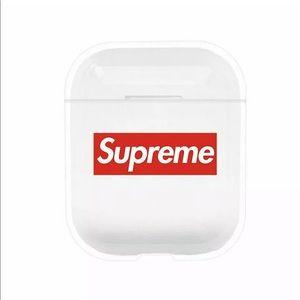 supreme airpod case
